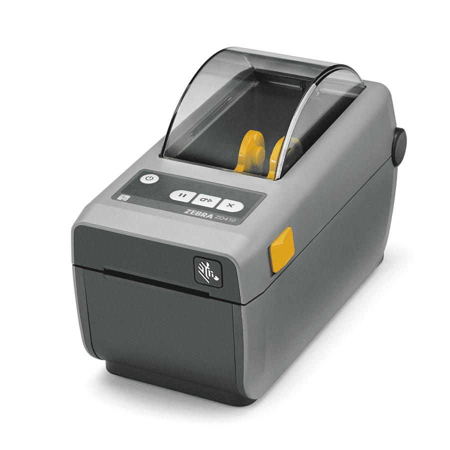 zebrazd410 printer