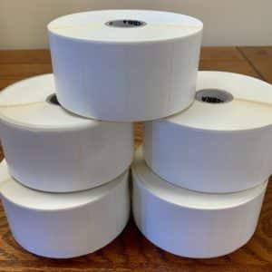 Box of Five (5) Rolls